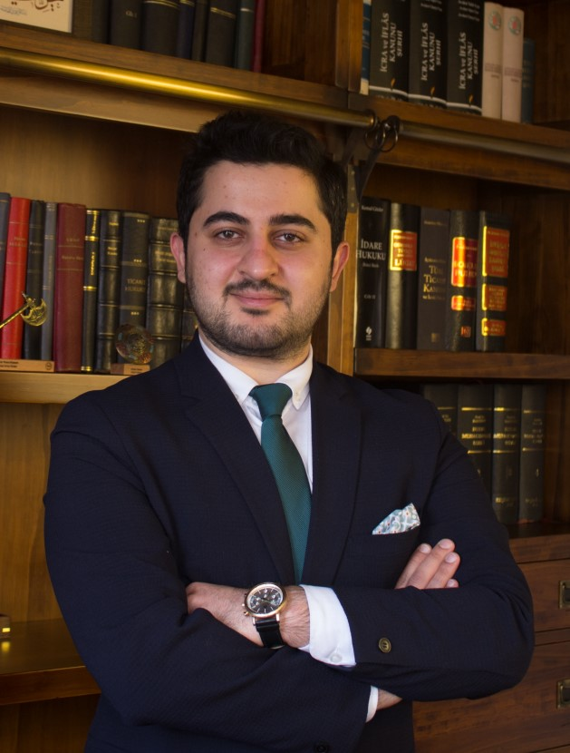 Av. Muhammet Aydın - Avukat