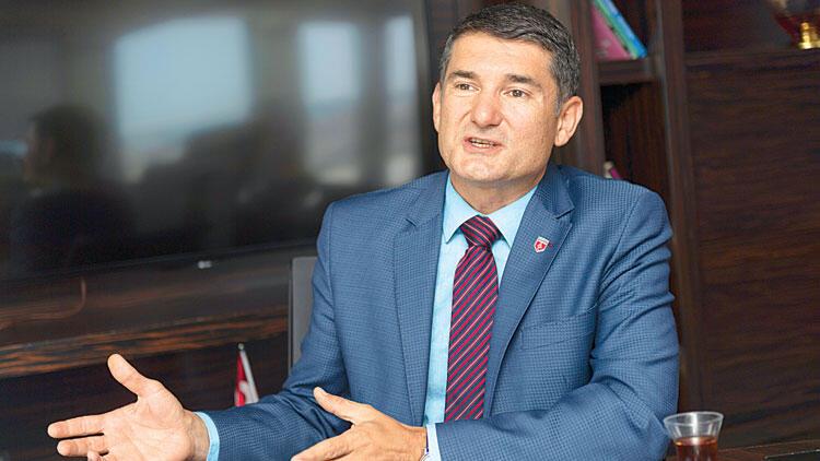 Prof. Dr. Çağrı Erhan – İstanbul Altınbaş Üniversitesi Rektörü