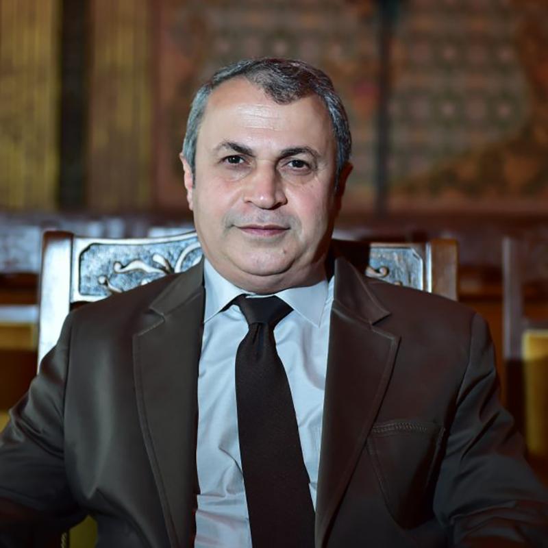 Prof. Dr. Haluk Alkan – İstanbul Üniversitesi Rektör Yardımcısı