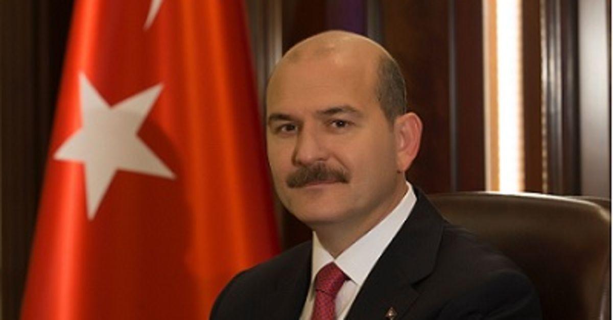 Süleyman Soylu- T.C. İçişleri Bakanı