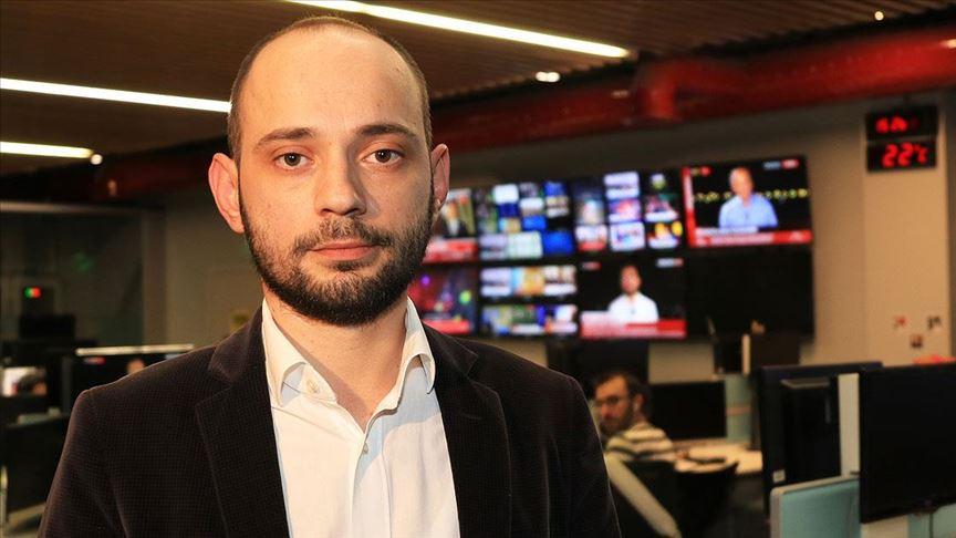 Yusuf Özhan - TRT Uluslararası Dijital Haber Koordinatörü
