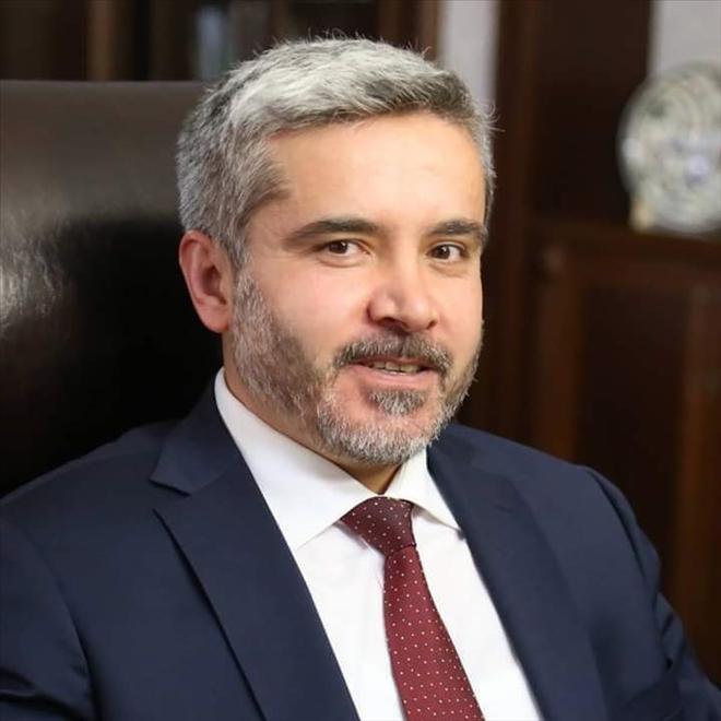 Prof. Dr. Yusuf Şahin - Aksaray Üniversitesi Rektörü
