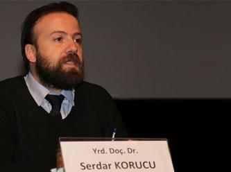Dr. Serdar Korucu – Sakarya Üniversitesi Öğretim Üyesi